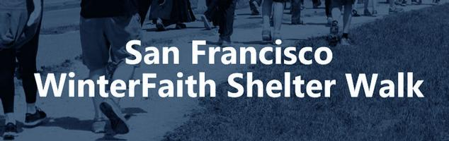 WinterFaith Shelter Walk 2019